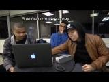 Американцы смотрят русский клип PHARAOH - BLACK SIEMENS