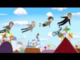 Песня мульт-клип Мы летим (Из мультфильма Старый дуб) оригинальный фрагмент