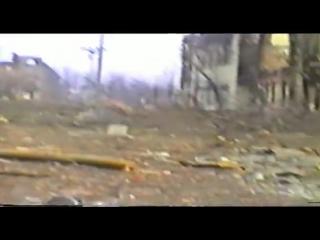 Полет на войну (Грозный, 1995). www.warchechnya.ru