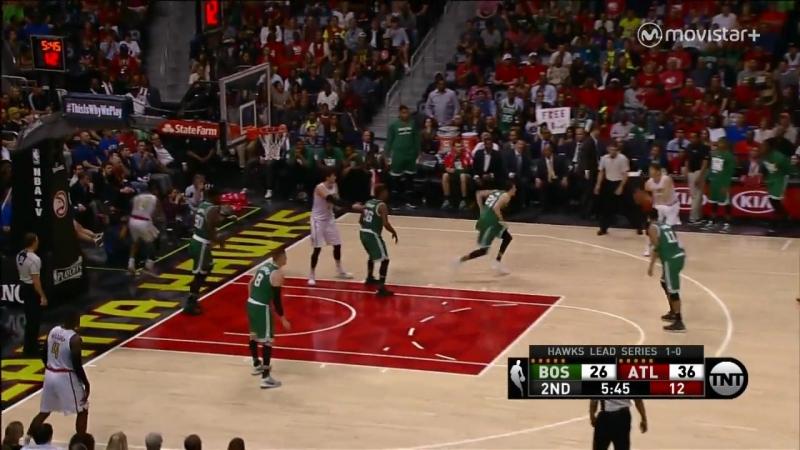 Celtics - Hawks (game 2)