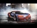 Bugatti Chiron, Ford Mondeo и другие супермашины для супергероев