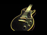 Melodious hard rock heavy metal backing track in Am