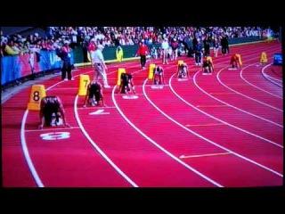 Noah Lyle's 200m 20.26 Semi Final Olympics 2016(+.04)