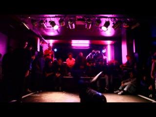 WeighV & Infante vs Spin & Sunni | World Bboy Classic UK 2016 | Final