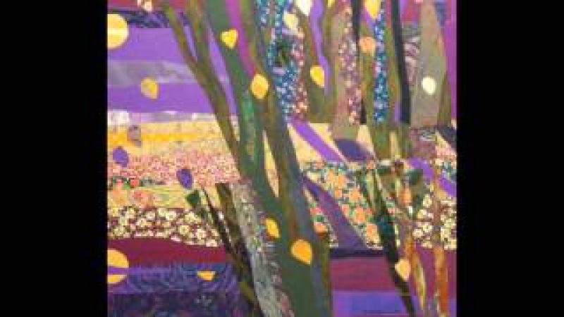 Изумительные лоскутные картины Валентины Максимовой из Углича