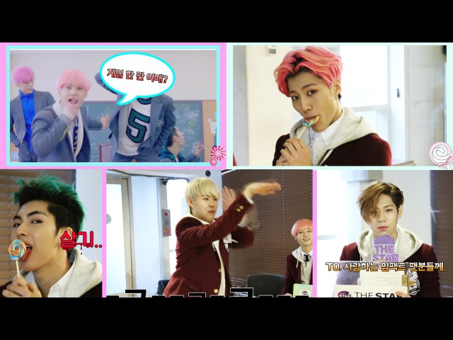 160226 [팩트마블] 임팩트(IMFACT), 롤리팝 CF 연기부터 댄스배틀 까지 역대급 '데뷔 신고식'