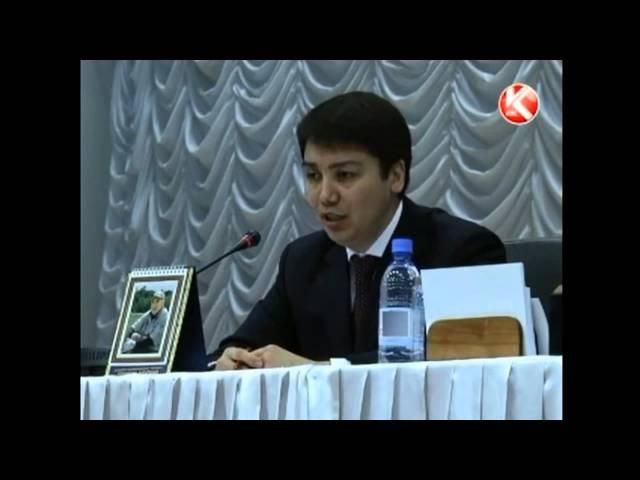 Министр труда Серик Абденов: «Потому что, потому что»