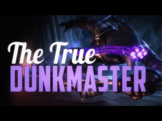Nightblue3 - THE TRUE DUNKMASTER GETS PENTAKILLS