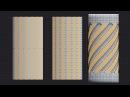 Grid Twirl - Mesh Trick in Blender