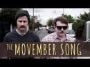 The Movember Song - Derick Watts The Sunday Blues (Carly Rae Jepsen - Call Me Maybe Parody)