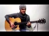 J Rand - Ride ft. Flo Rida, T-Pain (Guitar Cover by V.Nerozgadanyi)