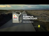 Shell Helix Ultra: no other motor oil cleans and protects your engine better
