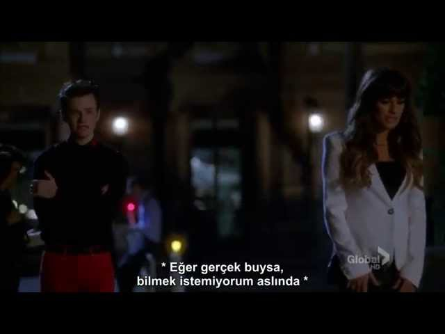 Glee - Don't Speak (Türkçe Altyazılı)