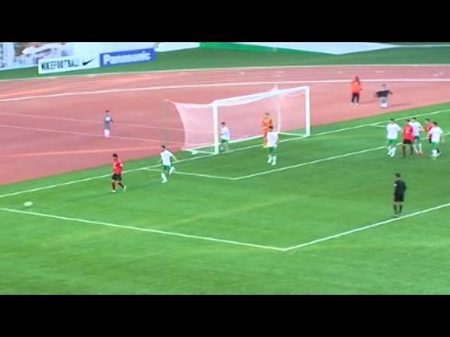 AFC Cup 2015: Ahal (TKM) - FC Istiklol (TJK) - 1:2