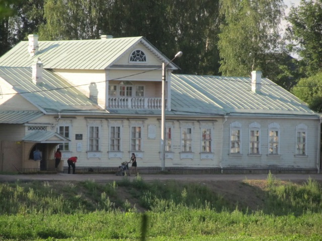 70 лет Дому-музею Н.А.Римского-Корсакова. Послесловие