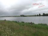 На пруд села Лебёдкино за впечатлениями и невиданным уловом