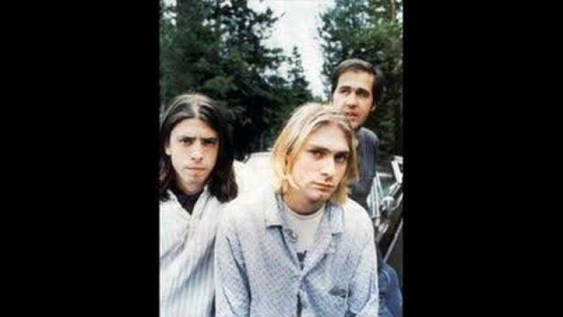 Nirvana - Smells LIke Teen Spirit (Rehearsal Demo)