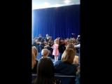 Выступление Никитченко Софии. Блок флейта.