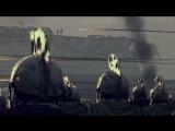 Total War: Attila. Штурмовая группа легиона Восточной Римской Империи под прикрытием артиллерии и стрелков придвигается к городу