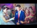 Узбекская Свадьба )Невеста издеваеться над Мужем!