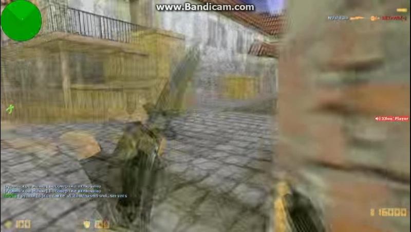 Лучший игрок России Counter-Strike 1