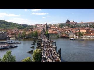 Prag - Zeitraffer