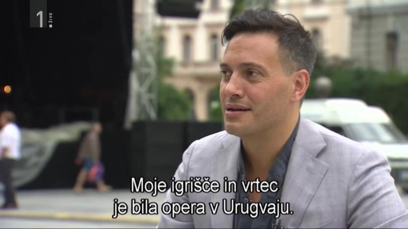 Erwin Schrott na Festivalu Ljubljana