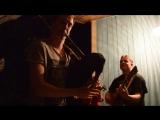 Фолк-рок группа СКОЛОТ в гостях на Богатырской Слободе.