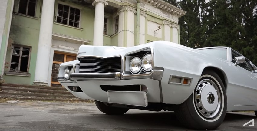 Тест-драйв Ford Thunderbird 1970