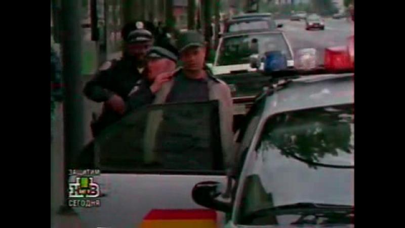 Полицейская академия (сериал) / Police Academy - правильно сажать в машину (отрывок)