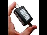 SIMPLESCOPE - Цифровой USB осциллограф приставка для компьютера
