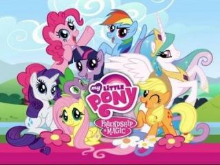 Май Литл Пони распаковка МЛП пластилин Плейдо Play-Doh My Little Pony MLP Unboxing Play-Doh set