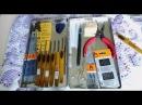 Какие крючки и инструменты я использую при вязании Ирландского кружева