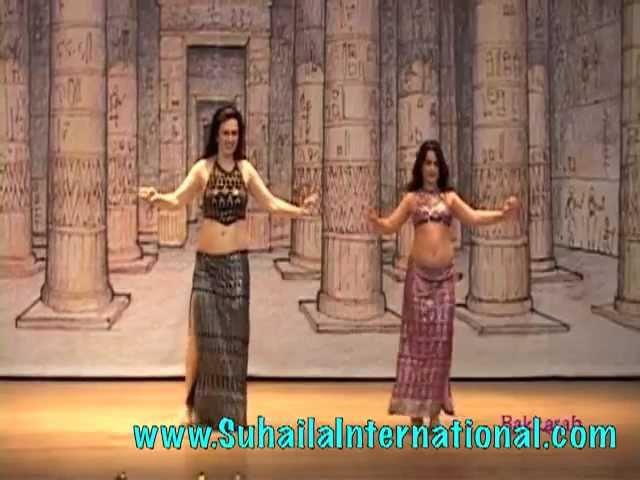 Nar El Ghera featuring Suhaila Isabella Salimpour