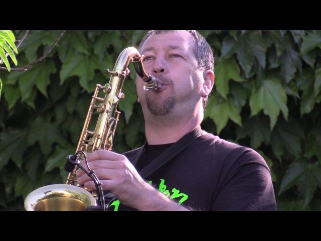 Jazz секстет Виктора Никулина (Севастополь,GREEN JAZZ FEST, Зелёна Пирамида 7.06.2016)