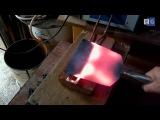 Индукционный станок для нагрева деталей