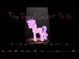 Daniel Ingram  - The Pony I want To Be (Fidzu Remix)