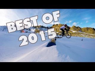 Amazing Road Bike Stunts - MTB & Trial - Best of 2015
