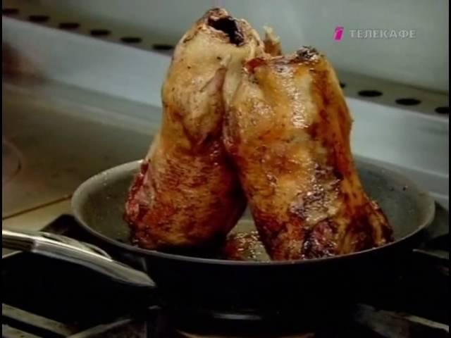Реймонд Блан. Секреты на кухне - Зимние овощи
