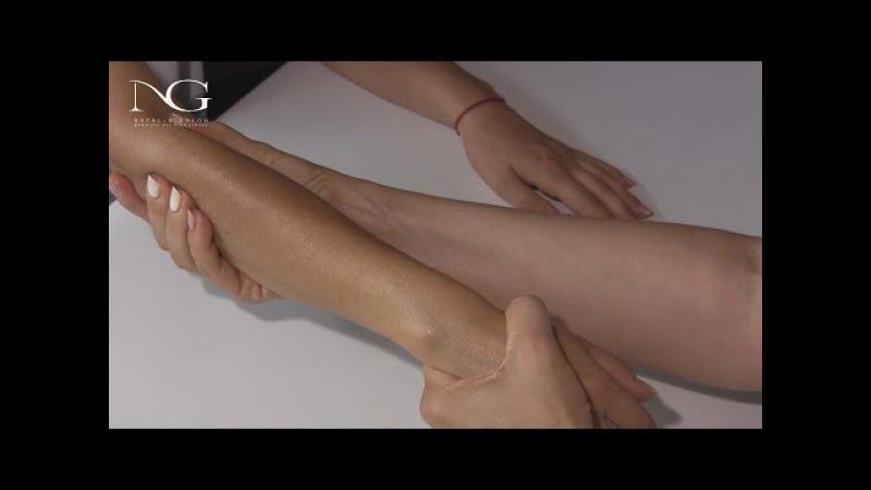 Массаж рук. Практика / Massage for hands. Practice