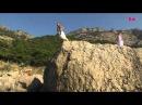 Известные модели прыгают со скалы в платьях Яна Недзвецкая shop.misslo 88003337258
