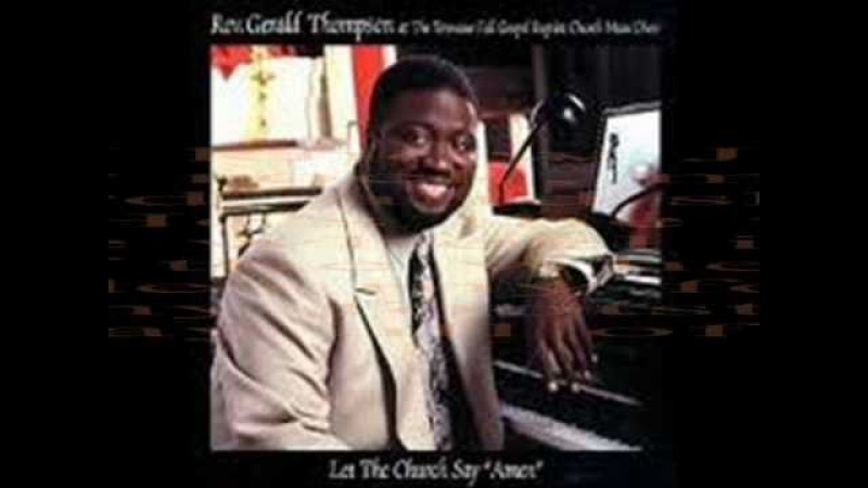 Jesus Is My Rock by Rev. Gerald Thompson and the Tennessee Full Gospel Baptist Church Choir