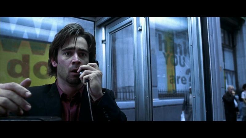 Телефонная будка/Phone Booth (2002) Трейлер