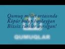 Meni Qumuq halqim Fatma Cappar Мой Кумыкский народ Фатма Джаппар