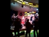 Ритин дебют на одной сцене с обожаемой группой Candy Beat ! Это было незабываемо !!! )))