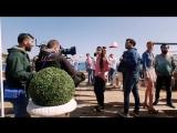 Yazın tüm enerjisini üzerimizde hissettiren reklam filmimizden kamera arkası görüntüleri