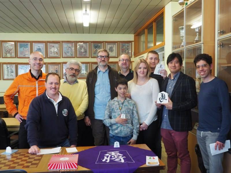 XIII Campionato Italiano Open Shogi