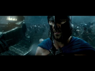 Battle of Marathon - 300 Rise of an Empire First (Rammstein - Ich Will)