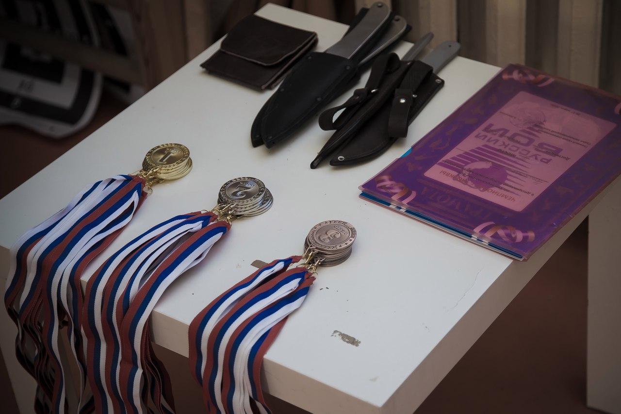 Награды для метателей ножа - метательные ножи