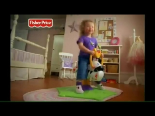 Зебра от Fisher Price